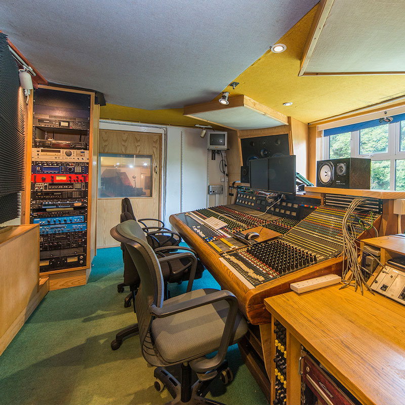 Sawmills Recording Studio